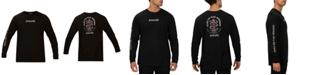 Hurley Men's Eye Tower Logo Long Sleeve T-Shirt
