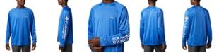 Columbia Men's PFG Big & Tall Terminal Tackle Long-Sleeve T-Shirt