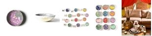 Coton Colors by Laura Johnson Chinese Zodiac Rabbit Bowl