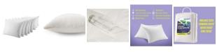 Waterguard Pillow Protectors, Standard - Set of 8 Pieces