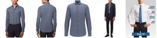 Hugo Boss BOSS Men's Jason Dark Blue Shirt
