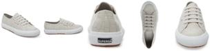 Superga Women's 2750-Syntcrocodilew Sneakers