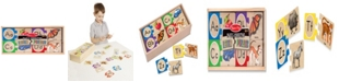 Melissa and Doug Letter Puzzles