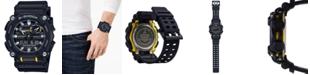 G-Shock Men's Analog Digital Black Resin Strap Watch 50mm