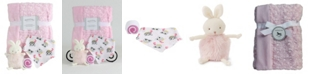 3 Stories Trading Baby Girls Roly Poly Baby 5 Piece Gift Set