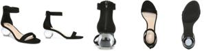 Bar III Cheryyl Ball-Heel Sandals, Created for Macy's