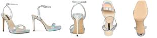 Nine West Women's Zadie Ankle Strap Sandals