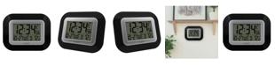 La Crosse Technology WWVB Digital Clock with Indoor Temperature