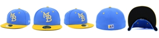New Era Myrtle Beach Pelicans 59FIFTY Cap