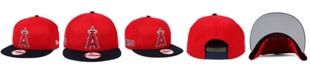 New Era Los Angeles Angels of Anaheim 2-Tone Link 9FIFTY Snapback Cap