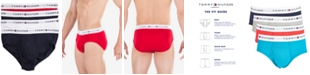 Tommy Hilfiger Men's Underwear, Cotton Brief 4-Pack
