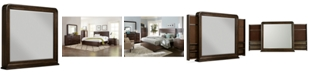 Furniture Closeout! Fairbanks Hidden Storage Mirror, Created for Macy's