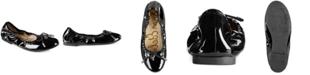 Sam Edelman Felicia Patent Ballet Flats, Little & Big Girls