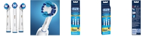 Oral-B 3-Pk. Precision Clean Replacement Electric Toothbrush Heads
