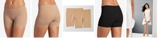 Jockey Skimmies No-Chafe Short Length Slip Short, available in extended sizes 2108