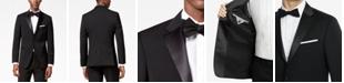 Tommy Hilfiger Men's Modern-Fit Flex Stretch Black Tuxedo Jacket