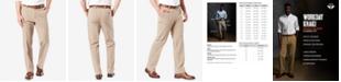 Dockers Men's Workday Smart 360 Flex Classic Fit Khaki Stretch Pants