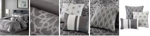 Madison Park Carlow 7-Pc. Queen Comforter Set