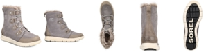Sorel Women's Explorer Joan Waterproof Booties