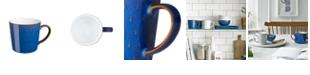 Denby Imperial Blue Cascade Mug