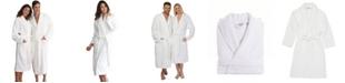 Linum Home Unisex 100% Turkish Cotton Terry Bath Robe