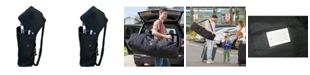 J L childress J.L. Childress Padded Umbrella Stroller Travel Bag, Black