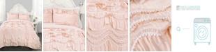 Lush Decor Kemmy 3-Pc Set Full/Queen Quilt Set