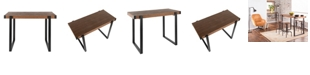 Lumisource Odessa Counter Table
