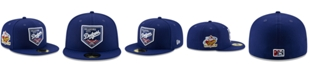 New Era Oklahoma City Dodgers League Patch 59FIFTY-FITTED Cap
