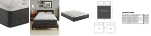 "Beautyrest BRS900-C-TSS 14.5"" Plush Tight Top Mattress - California King, Created For Macy's"