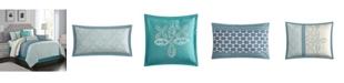 Nanshing Sandrine 7-Piece Queen Comforter Set
