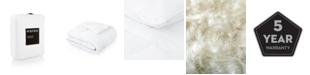 Malouf Woven Down Blend Comforter - King