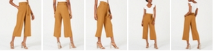 Lucy Paris Amber Paperbag Cropped Pants