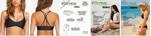 Volcom Juniors' Simply Solid Strappy-Back Halter Bikini Top