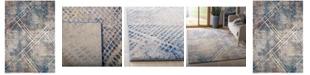 "Safavieh Monray Blue and Multi 5'1"" x 7'6"" Area Rug"