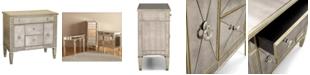 Furniture Marais Chest, Mirrored Accent Chest