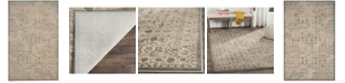 "Safavieh Brilliance Cream and Sage 5'1"" x 7'6"" Area Rug"