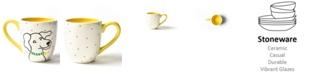 Coton Colors by Laura Johnson Pet Floppy Dog Portrait Mug