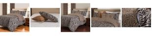 Siscovers Zebra Zen 5 Piece Twin Luxury Duvet Set