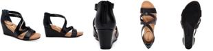 Giani Bernini Camdenn Wedges, Created for Macy's