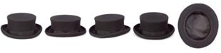 Scala Men's Steam Punk Wool Top Hat