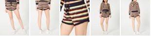 Juicy Couture Striped Shorts