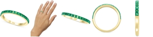 EFFY Collection EFFY® Emerald (3/8 ct. t.w.) Ring in 14k Gold