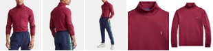 Polo Ralph Lauren Men's Soft Touch Knit Turtleneck Shirt