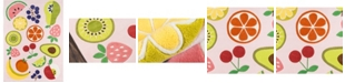 "Novogratz Collection Novogratz Lulu Lul-1 Pink 5' x 7'6"" Area Rug"