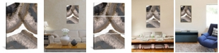 iCanvas  Neutral Agates Ii by Jennifer Goldberger Gallery-Wrapped Canvas Print Collection