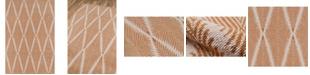"Erin Gates River Riv-1 Beacon Orange 7'6"" x 9'6"" Area Rug"