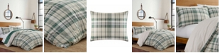 Eddie Bauer Timbers Plaid Comforter Set, King
