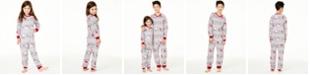 Family Pajamas Matching Kids Polar Bear Pajamas, Created For Macy's