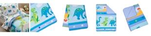 Wildkin Dinosaur Land Toddler Lightweight Comforter